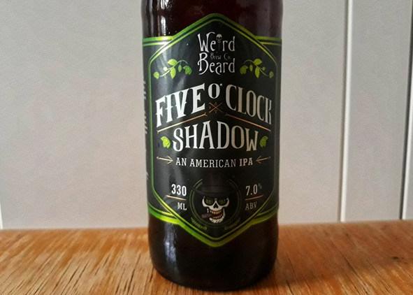Five O Clock Shadow